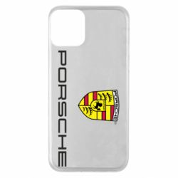Чехол для iPhone 11 Porsche - FatLine