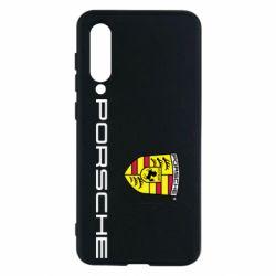 Чехол для Xiaomi Mi9 SE Porsche