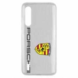 Чехол для Xiaomi Mi9 Lite Porsche - FatLine