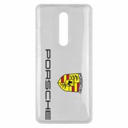 Чехол для Xiaomi Mi9T Porsche - FatLine