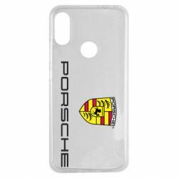 Чехол для Xiaomi Redmi Note 7 Porsche