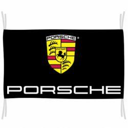 Флаг Porsche
