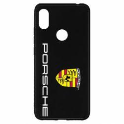 Чехол для Xiaomi Redmi S2 Porsche
