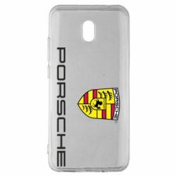 Чехол для Xiaomi Redmi 8A Porsche