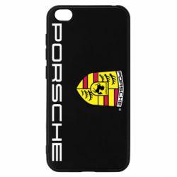 Чехол для Xiaomi Redmi Go Porsche