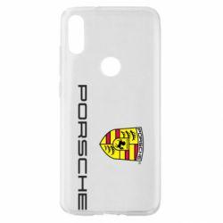 Чехол для Xiaomi Mi Play Porsche