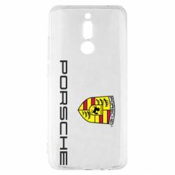 Чехол для Xiaomi Redmi 8 Porsche