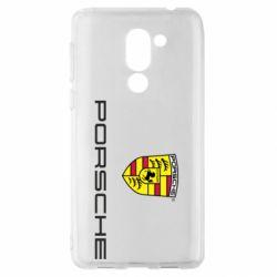 Чехол для Huawei Honor 6x/ Mate9 Lite/GR5 2017 Porsche