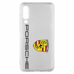 Чехол для Meizu 16Xs Porsche