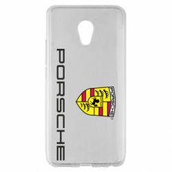 Чехол для Meizu MX6 Porsche