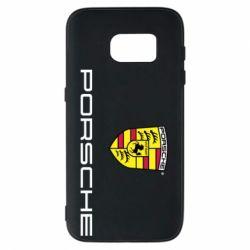 Чехол для Samsung S7 Porsche