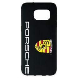 Чехол для Samsung S7 EDGE Porsche - FatLine