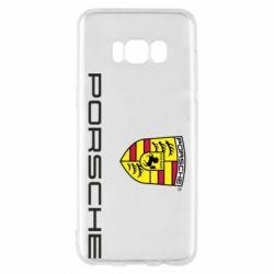 Чехол для Samsung S8 Porsche - FatLine