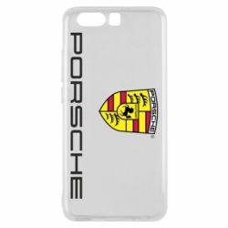 Чехол для Huawei P10 Porsche - FatLine