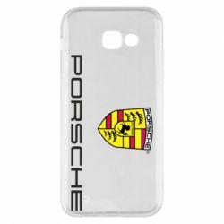Чехол для Samsung A5 2017 Porsche - FatLine