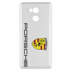 Чехол для Xiaomi Redmi 4 Pro/Prime Porsche - FatLine