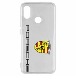 Чехол для Xiaomi Mi8 Porsche - FatLine