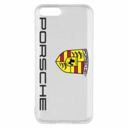 Чехол для Xiaomi Mi6 Porsche - FatLine