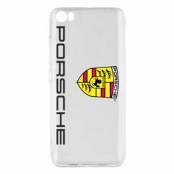 Чехол для Xiaomi Mi5/Mi5 Pro Porsche