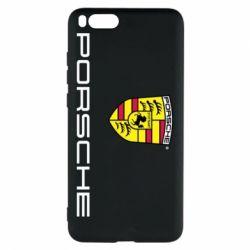 Чехол для Xiaomi Mi Note 3 Porsche - FatLine