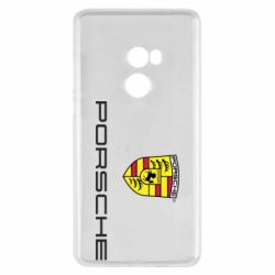 Чехол для Xiaomi Mi Mix 2 Porsche - FatLine