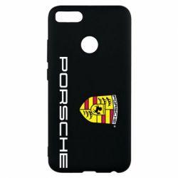 Чехол для Xiaomi Mi A1 Porsche - FatLine