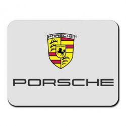 Килимок для миші Porsche - FatLine