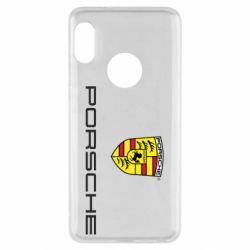 Чехол для Xiaomi Redmi Note 5 Porsche - FatLine