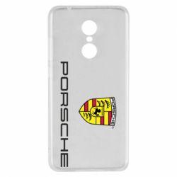 Чехол для Xiaomi Redmi 5 Porsche