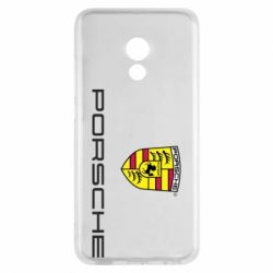 Чехол для Meizu Pro 6 Porsche - FatLine
