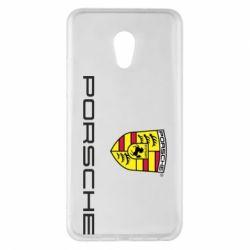 Чехол для Meizu Pro 6 Plus Porsche - FatLine