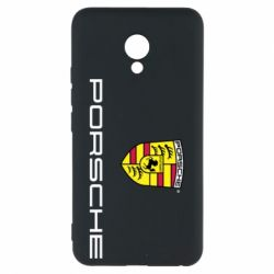 Чехол для Meizu M5 Porsche - FatLine