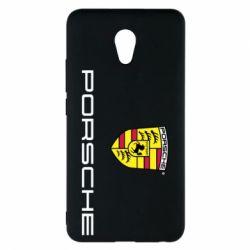 Чехол для Meizu M5 Note Porsche - FatLine