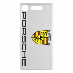 Чехол для Sony Xperia XZ1 Porsche - FatLine