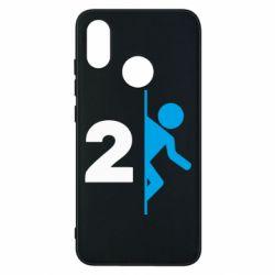 Чехол для Xiaomi Mi8 Portal 2 logo
