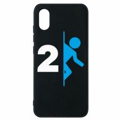 Чехол для Xiaomi Mi8 Pro Portal 2 logo