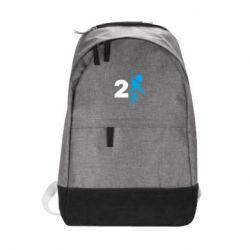 Городской рюкзак Portal 2 logo