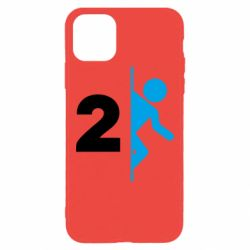 Чехол для iPhone 11 Pro Max Portal 2 logo