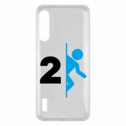 Чохол для Xiaomi Mi A3 Portal 2 logo