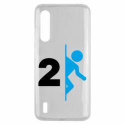 Чехол для Xiaomi Mi9 Lite Portal 2 logo