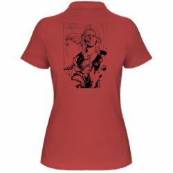 Жіноча футболка поло Porter