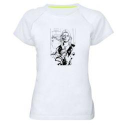 Жіноча спортивна футболка Porter