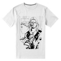 Чоловіча стрейчева футболка Porter
