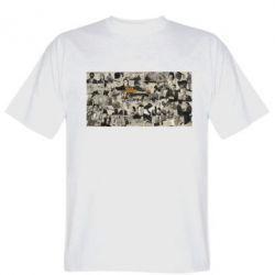 Мужская футболка Постер Криминальное чтиво - FatLine