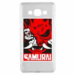 Чохол для Samsung A5 2015 Poster samurai Cyberpunk