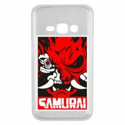 Чохол для Samsung J1 2016 Poster samurai Cyberpunk