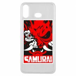 Чохол для Samsung A6s Poster samurai Cyberpunk