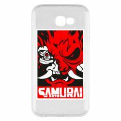 Чохол для Samsung A7 2017 Poster samurai Cyberpunk