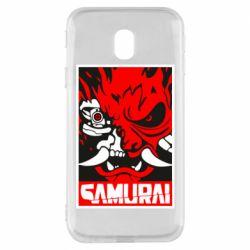 Чохол для Samsung J3 2017 Poster samurai Cyberpunk