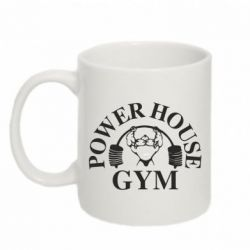 Кружка 320ml Power House Gym - FatLine